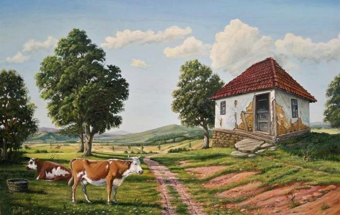 Пеђа Миловановић  - Село
