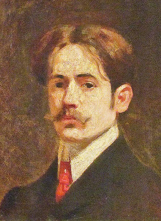 3. Autoportret_1907.