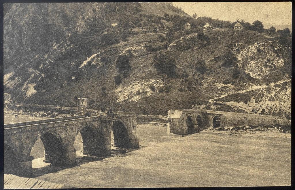 4. vezirov most na Drini bez dva stuba 1914.
