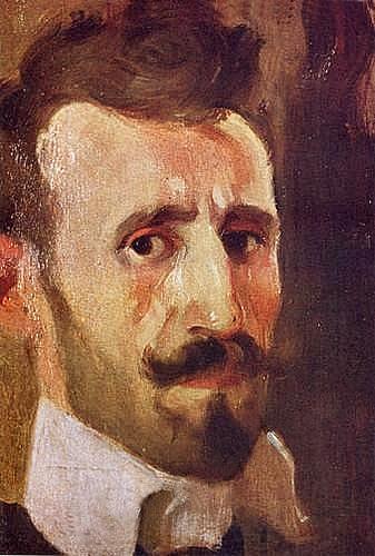 5. Autoportret 1910.