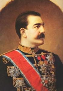 Краљ Милан Обреновић