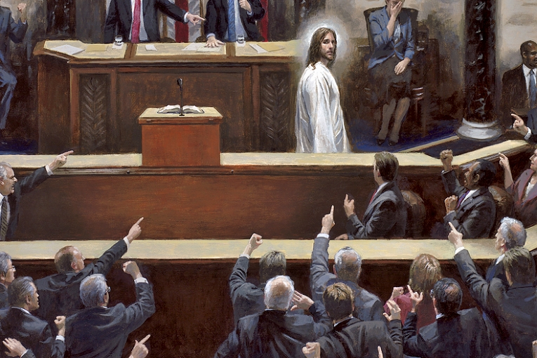 Религија и демократија