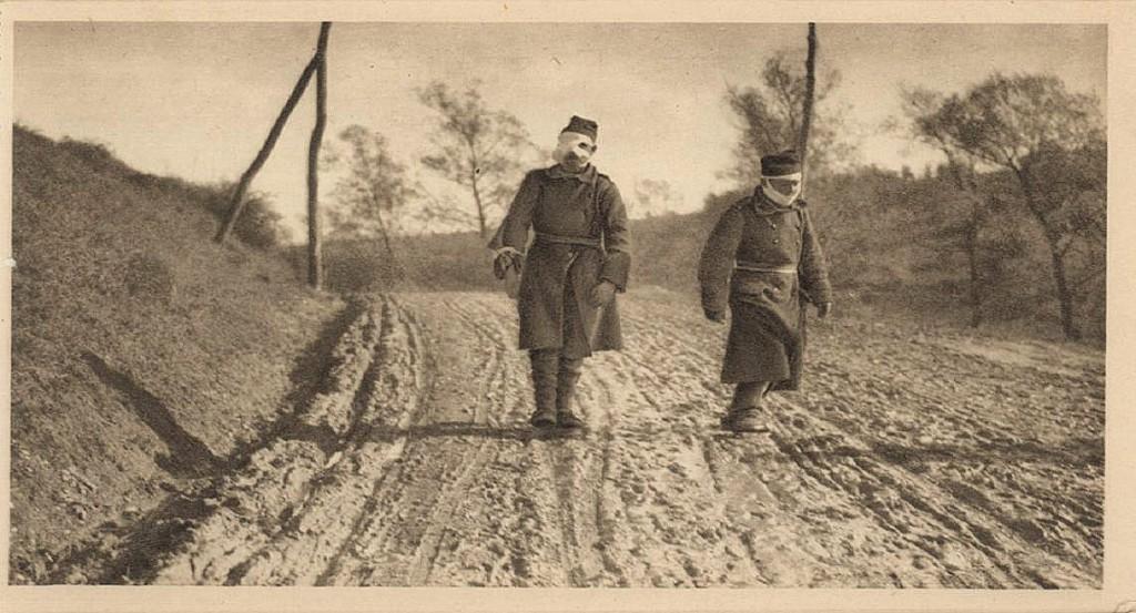 pesice od gramade do albanije 1915
