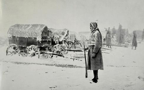 r-marjanovic-divizijskakolona-u-bivaku