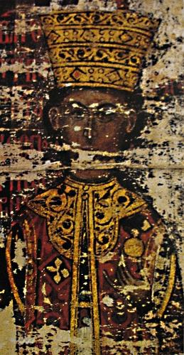 Mara_Branković,_Esphigmenou_charter(1429)
