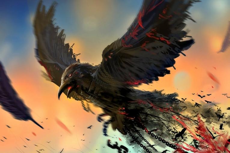 Привремени господар врана