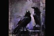Прелећела два врана гаврана