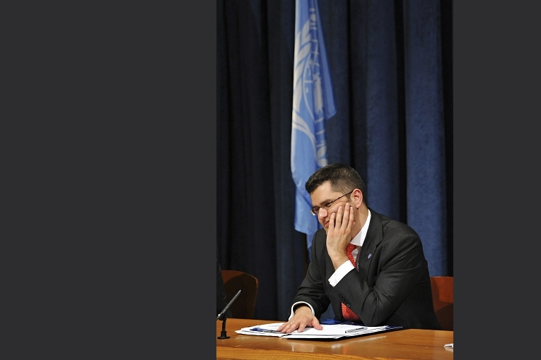 Слободан Антонић: Док је подела у опозицији, Вучић је миран