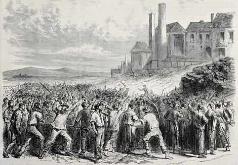 charleroy-riot