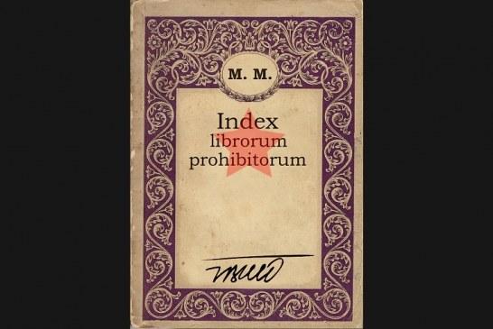 Index librorum prohibitorum