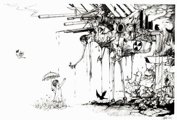 Александар Сјеклоћа: Рат и(ли) мир