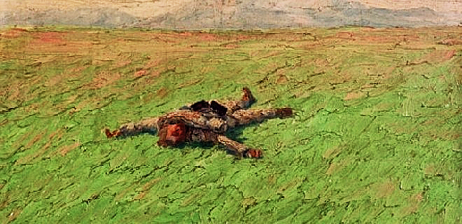 6. Malisa_Glisic_Pali_vojnik 1913