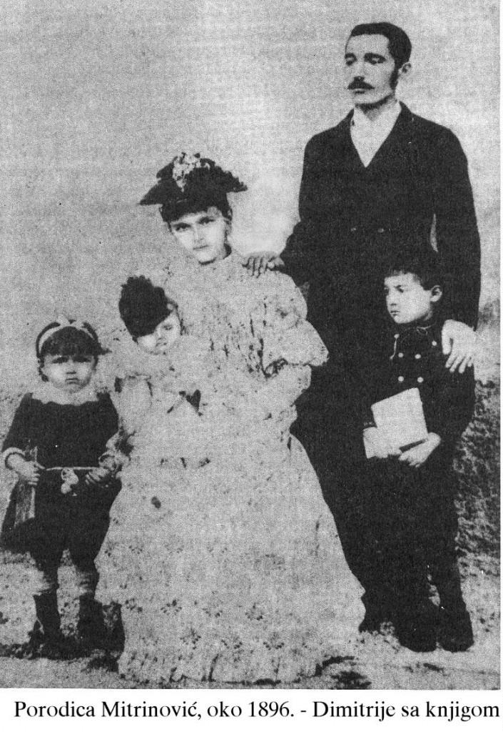 porodica Mitrinović