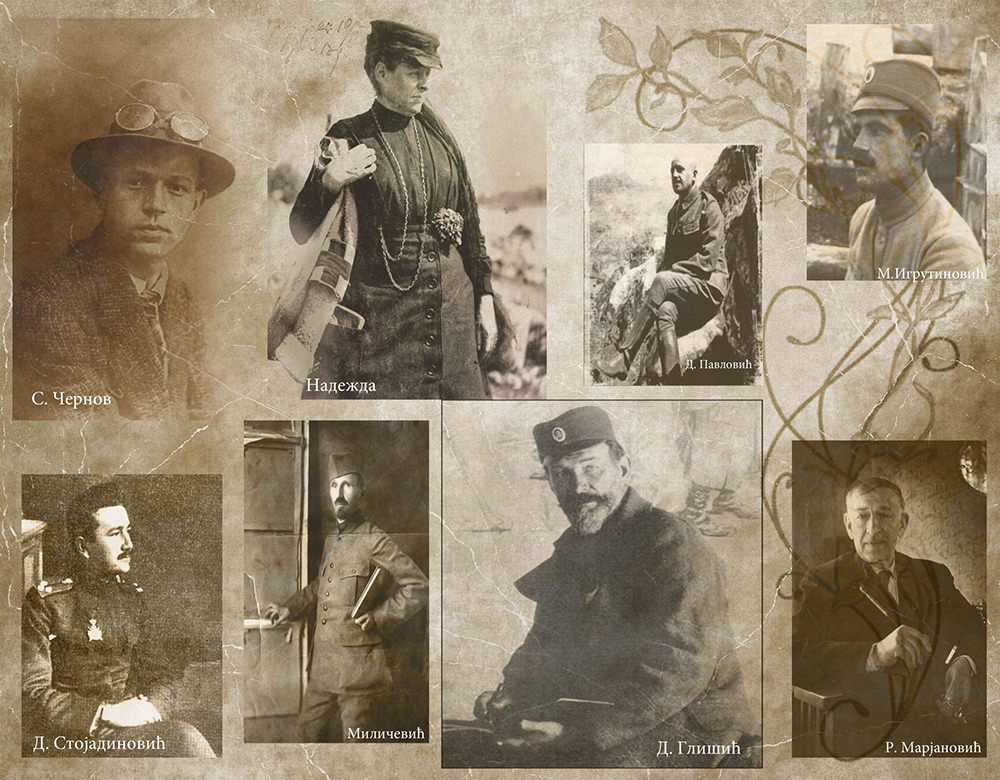 Ратни фотографи и сликари – Бардови српског импресионизма у рату