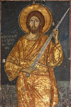 decani-hristos-sa-macem-freska-stara-7-vekova-foto-d-bosnic1