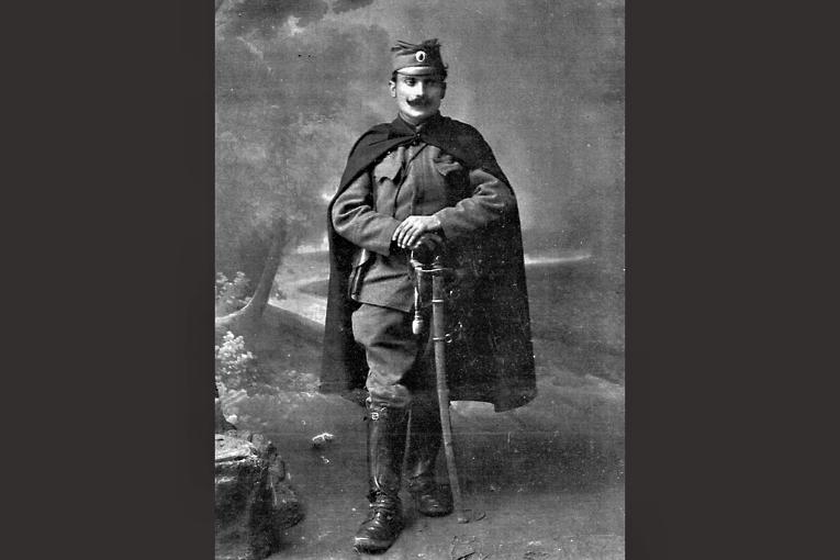 Српски војни обавештајци – мајор Воја Танкосић