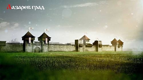 lazarev-grad