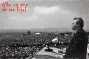 Никола Павловић: Нико не сме да вас (у)бије!